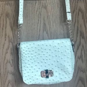 Handbags - Pale Pastel Green Flap Bag
